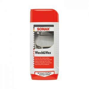 Sonax Wash and Wax